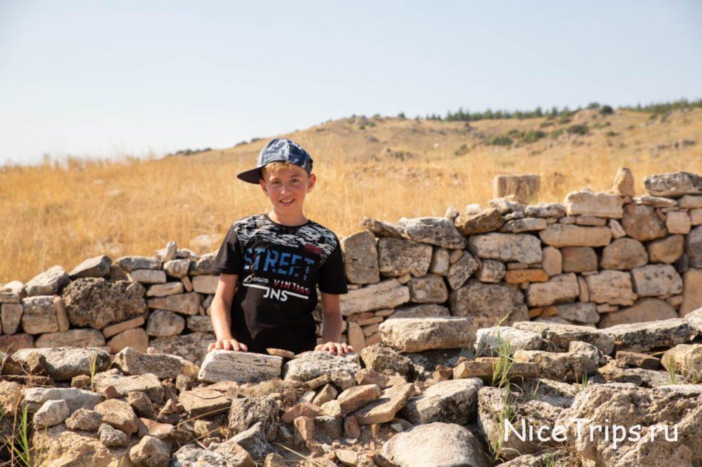 старый город Иерополис