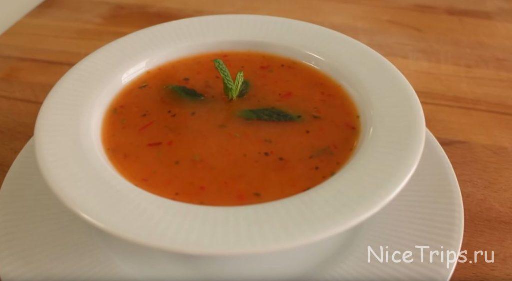 Tarhana çorbasi