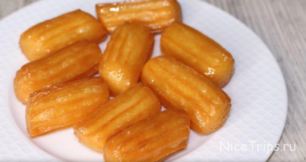 Десерт Тулумба