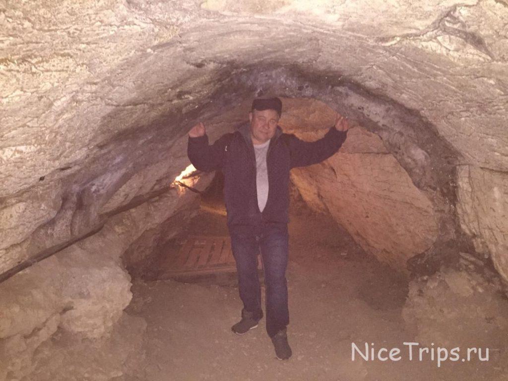 Ахштырская пещера в Сочи